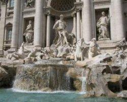 Главные фонтаны Рима